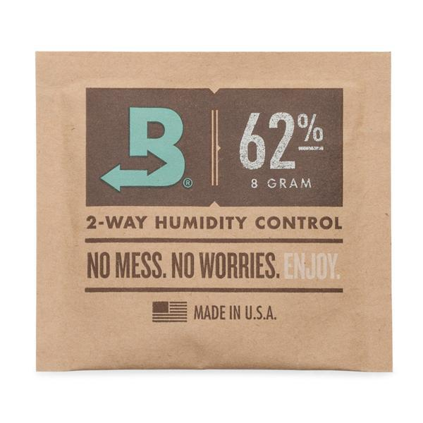 Boveda Two Way Humidity Control Packs 8 Gram 62%RH - 10 Pack-Boveda-Deal Society