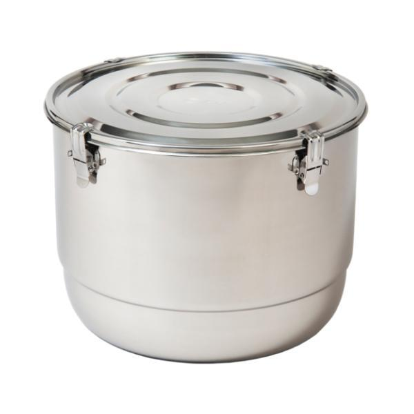CVault 21 Liter Humidity Control Airtight Metal Stash Container - CVault - Deal Society