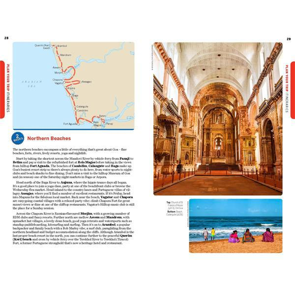Lonely Planet Goa & Mumbai (Regional Guide)