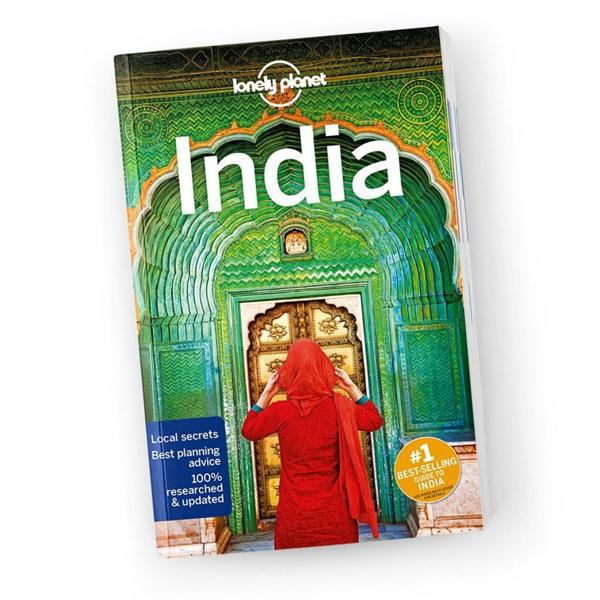 Lonely Planet India (Country Guide)