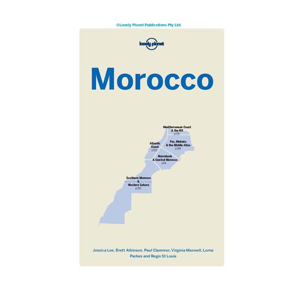 Lonely Planet Morocco (Country Guide)