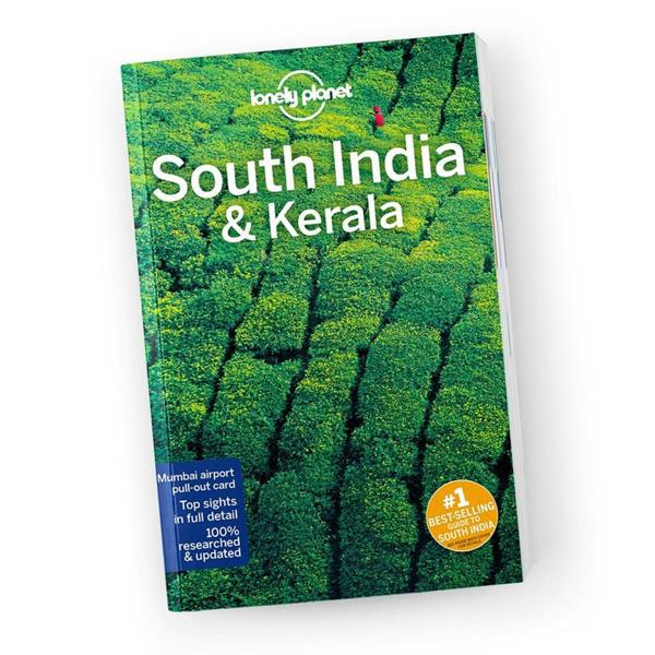 Lonely Planet South India & Kerala (Regional Guide)