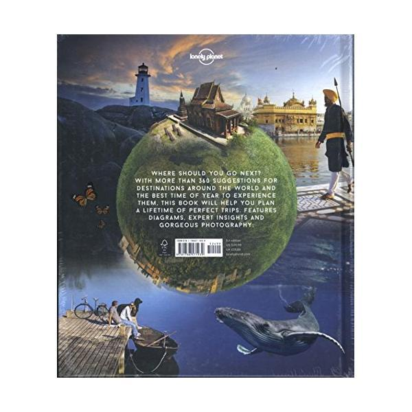 Lonely Planet's Where To Go When (Hard Cover)