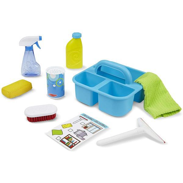 Melissa & Doug Let's Play House - Spray, Squirt & Squeegee Set
