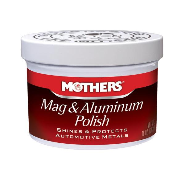 Mothers Mag & Aluminum Polish - 10 oz