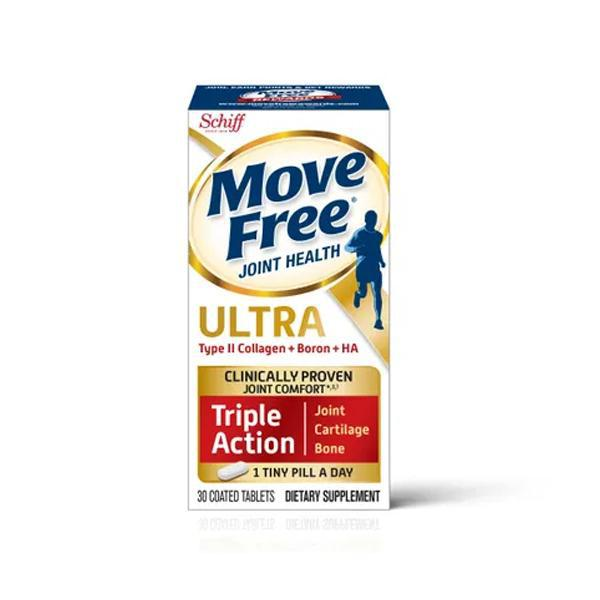 Move Free Ultra Triple Action Tablets - 30 ct
