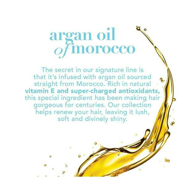 OGX Organix Argan Oil of Morocco Shampoo & Conditioner Set 19.5 fl oz Each