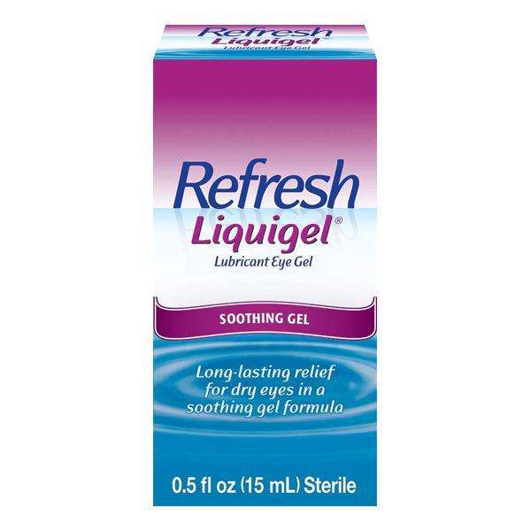 Refresh Liquigel For Moderate To Severe Dry Eye 15mL