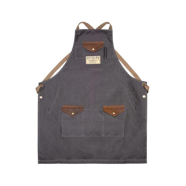 Revelry Heavy Duty Waxed Canvas Apron