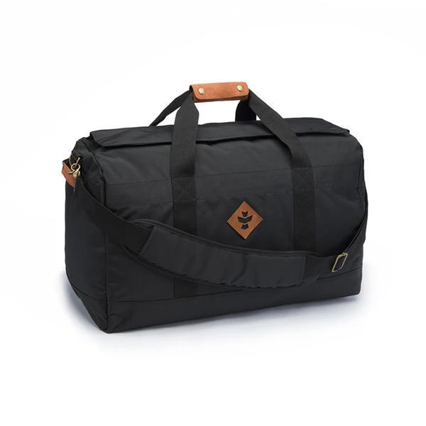 Revelry Around Towner Smell Proof Water Resistant Carbon Lined Duffel Bag