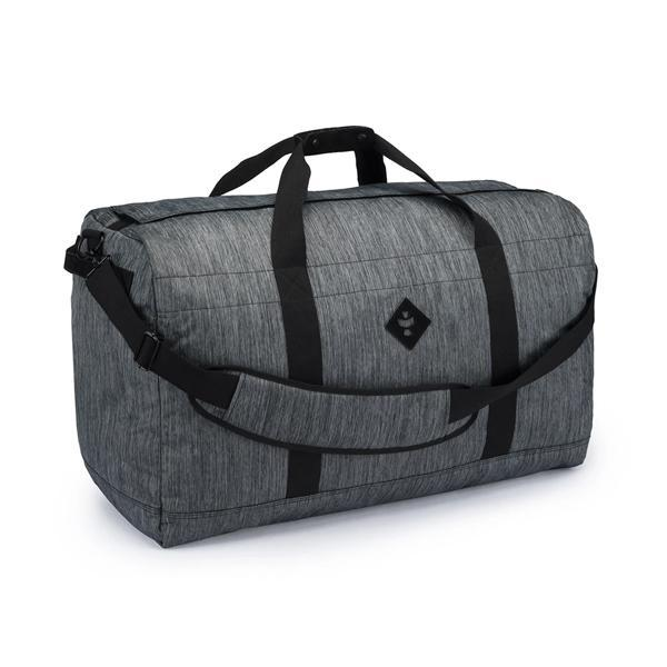 Revelry Continental Smell Proof Water Resistant Carbon Lined Duffel Bag