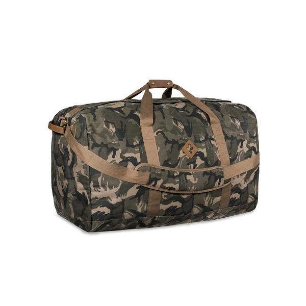 Revelry Northerner Smell Proof Water Resistant Carbon Lined Extra Large Duffel Bag