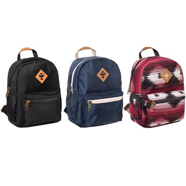 Revelry Shorty Smell Proof Water Resistant Carbon Lined Shorty Backpack