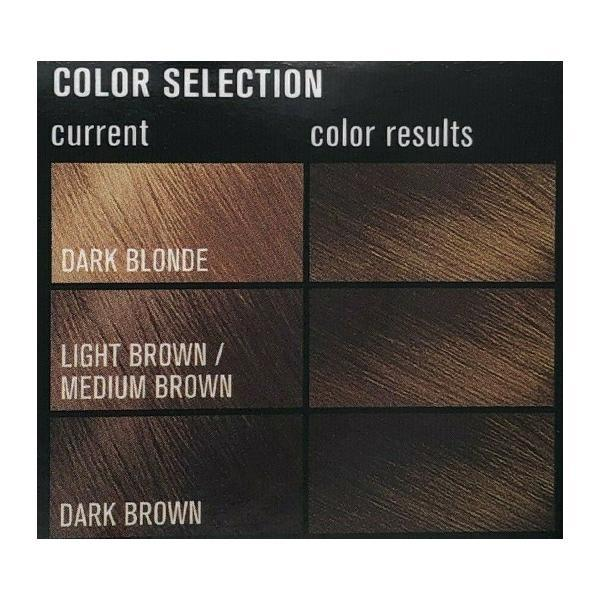 Revlon ColorSilk Buttercream Hair Color - Medium Golden Brown - 2 Pack