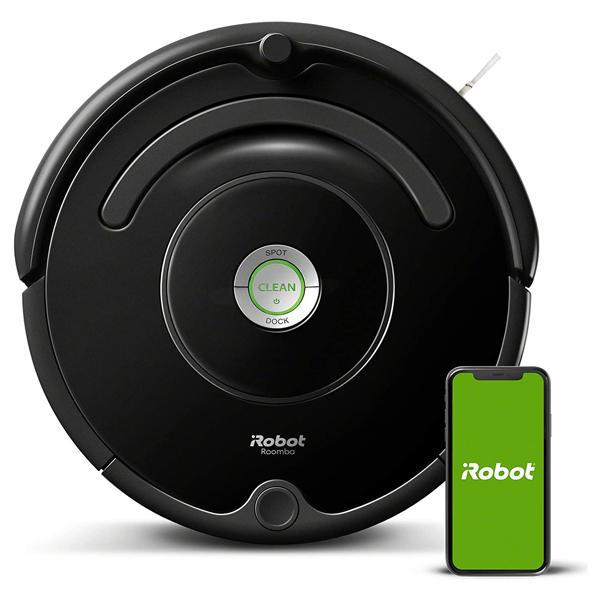 iRobot Roomba 675 Self Cleaning Robot Vacuum