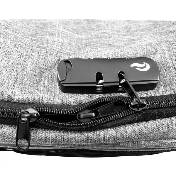 Skunk Sling Smell Proof Bag - 100% Smell & Weather Proof Carbon Lining