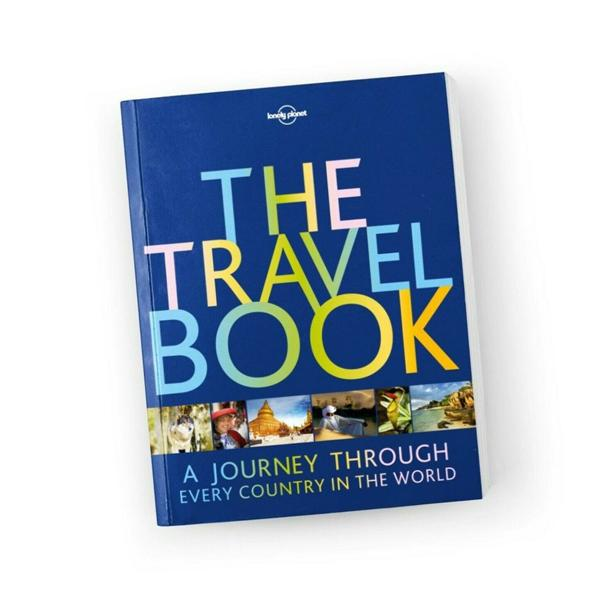 The Travel Book: A Journey Through Every Country in the World Paperback Edition (Lonely Planet)