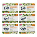Tom's of Maine Natural Bar Soap, Orange Blossom with Moroccan Argan Oil - 6 Pack