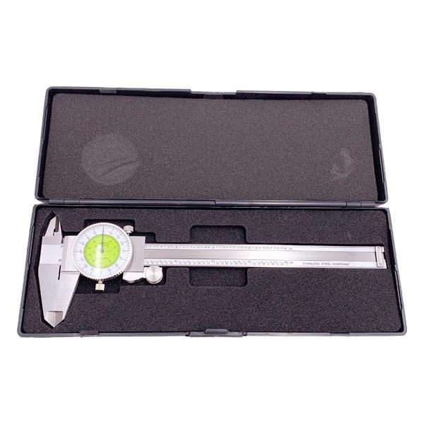 "iGaging 0-6"" Fractional Dial Caliper-iGaging-Deal Society"