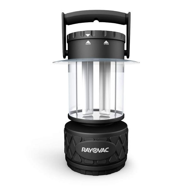 Rayovac Portable Lantern 300 Lumens Battery Powered - Black-Rayovac-Deal Society