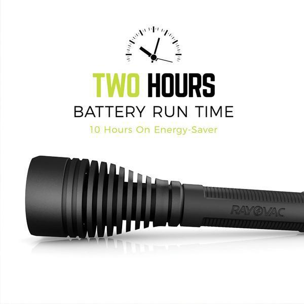 Rayovac Sportsman Survivor The BEAST LED Flashlight 2000 Lumens Lithium Power-Rayovac-Deal Society