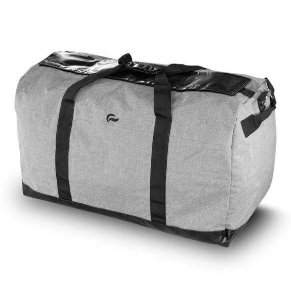 Skunk Midnight Express Smell Proof Duffle Bag - 100% Smell & Weather Proof Carbon Lining Size-Skunk-Deal Society