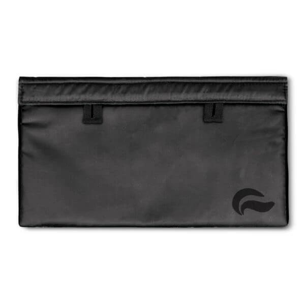 "Skunk Mr Slick 11"" Stash Storage Case - Eliminate Odor, Stink, and Smelly Scent in a Carbon Lined Airtight Storage Sack-Skunk-Black-Deal Society"