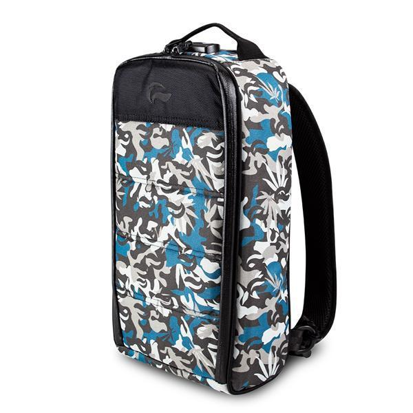Skunk RIG PACK BackPack Smell Proof Odor Proof Bag with Combo Lock-Skunk-Camo-Deal Society