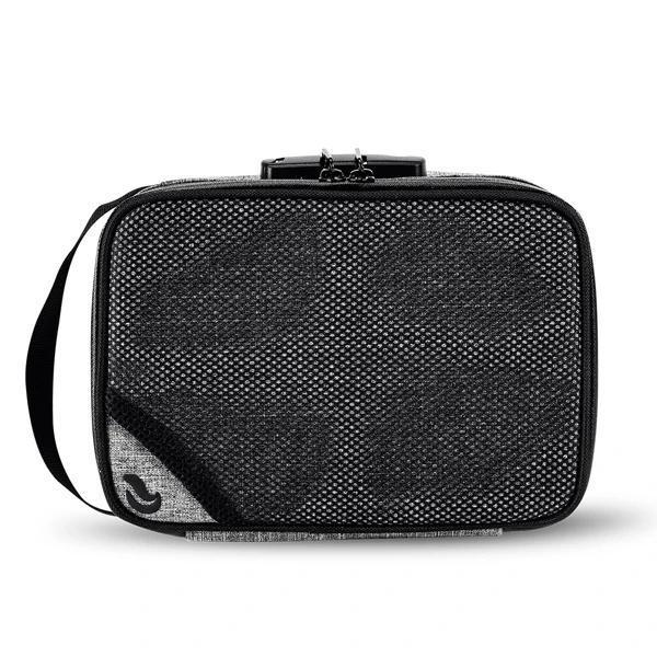 Skunk SideKick Smell Proof Odor Proof Stash Storage Bag Carbon Lined with Combo Lock-Skunk-Gray-Deal Society