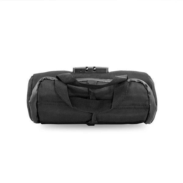Skunk Small 10″ Smell Proof Duffle - Stash bag with Lock - 100% Odor Proof-Skunk-Black-Deal Society