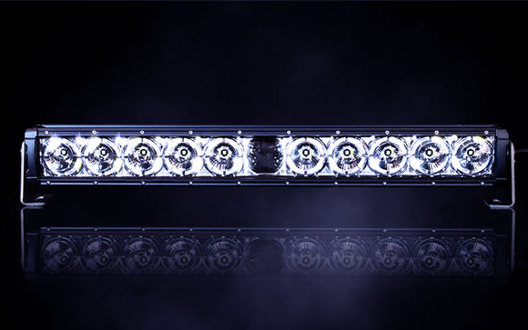 22 INCH OPX LASER LED/DRL SINGLE ROW LIGHT BAR