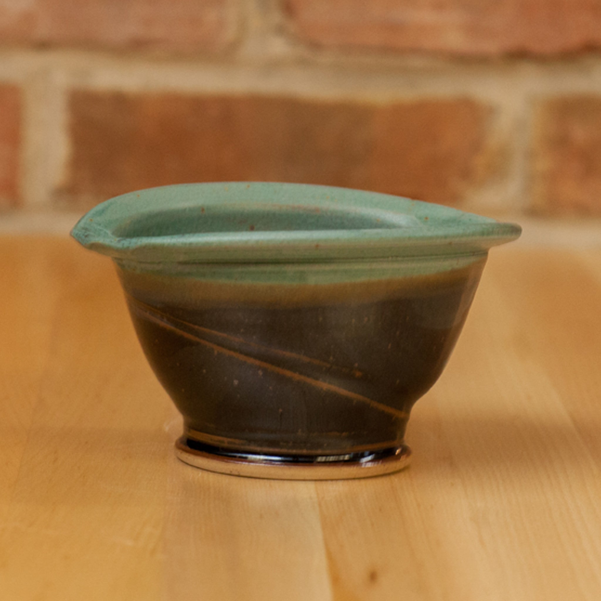 Royce Yoder - Crock in Copper | Black Glaze