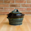 Casserole in Black | Ash Glaze