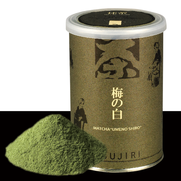 Premium Matcha Powder -Ume no Shiro- 100g