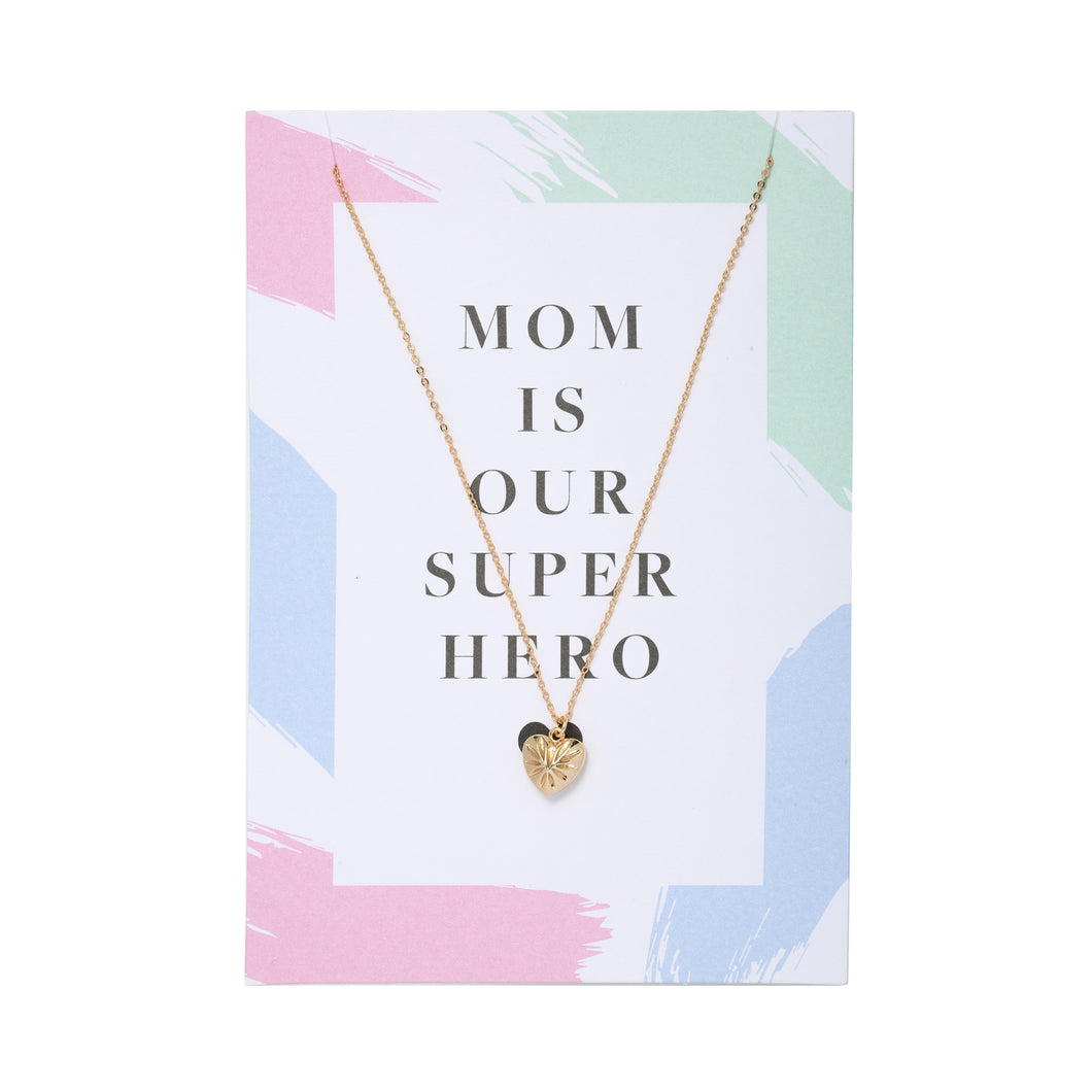 Collier  SUPER MUM - Bijoux - HeyGirls!