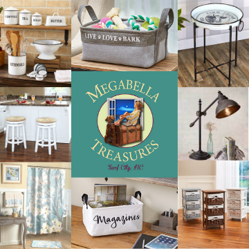 Megabella Treasures | Gift Shop | Surf City, NC