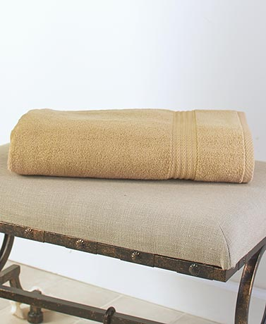 "34"" x 68"" Oversized Zero-Twist Cotton Bath Sheets"
