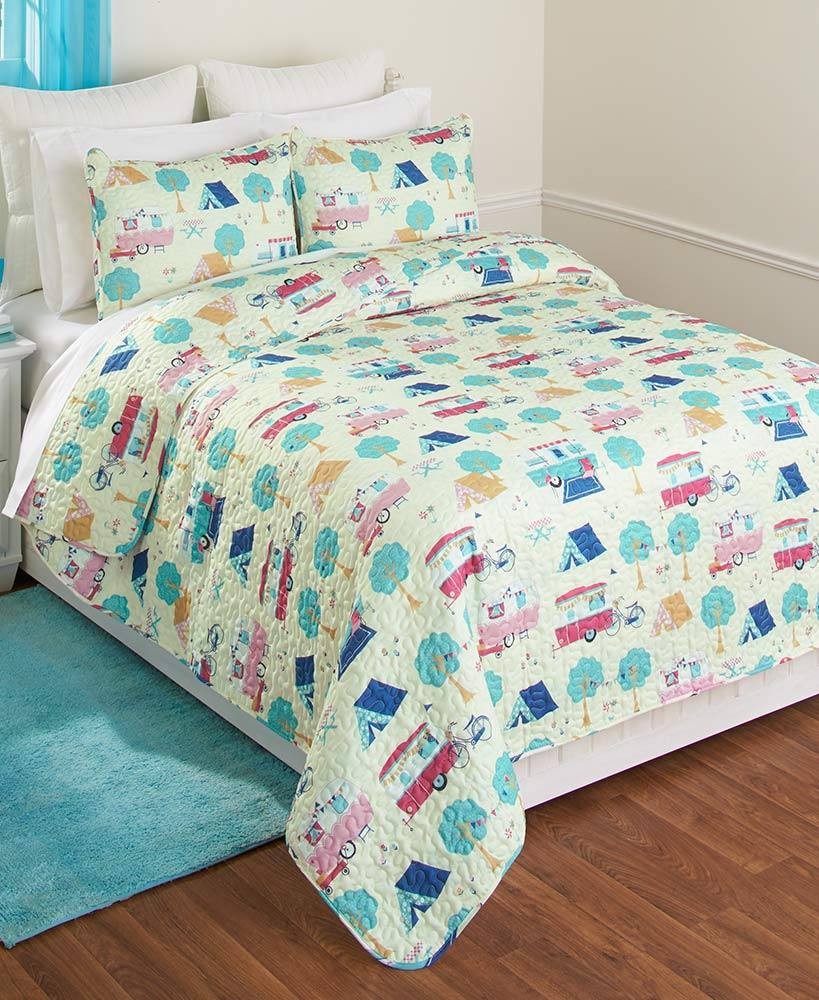 Glamper Quilt or Sheet Sets