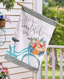 Life Is a Beautiful Ride Garden Collection