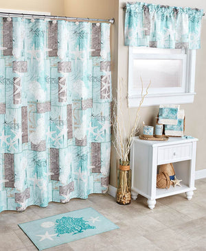 Coastal Bathroom Decor Collection