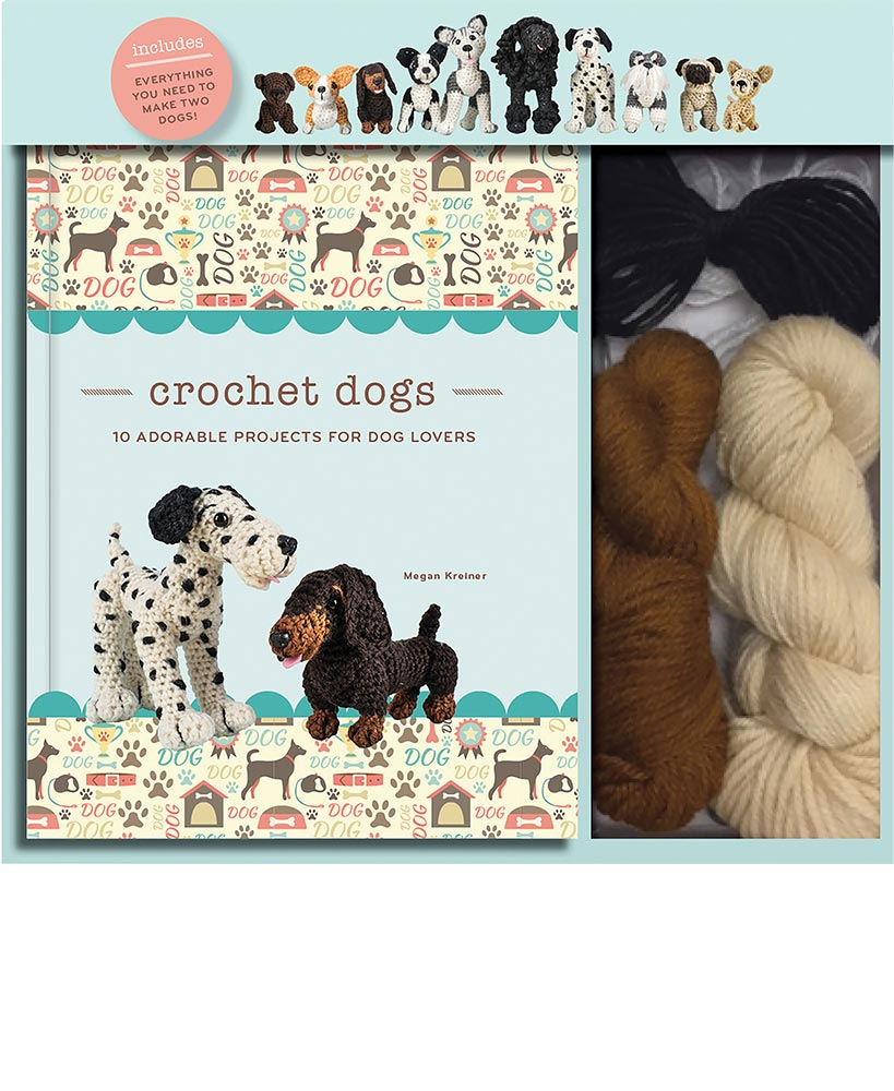 Crochet Dog Kit