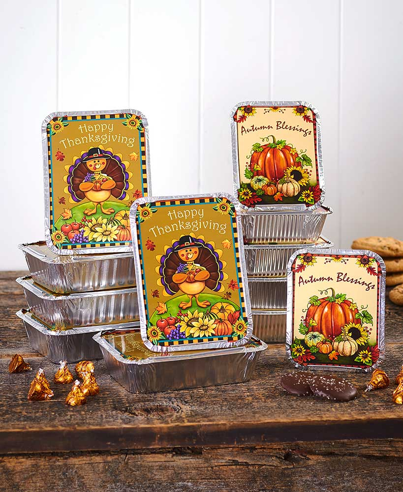 Holiday Leftover Goodie Container Sets