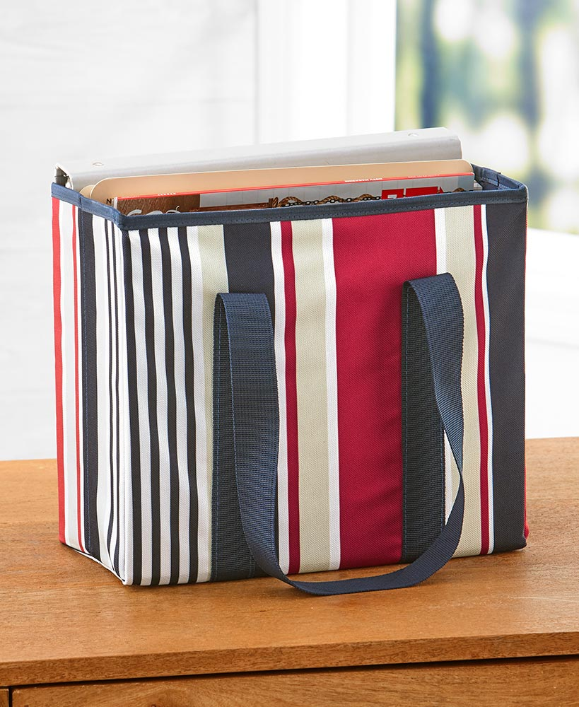 Foldable File Tote Bags