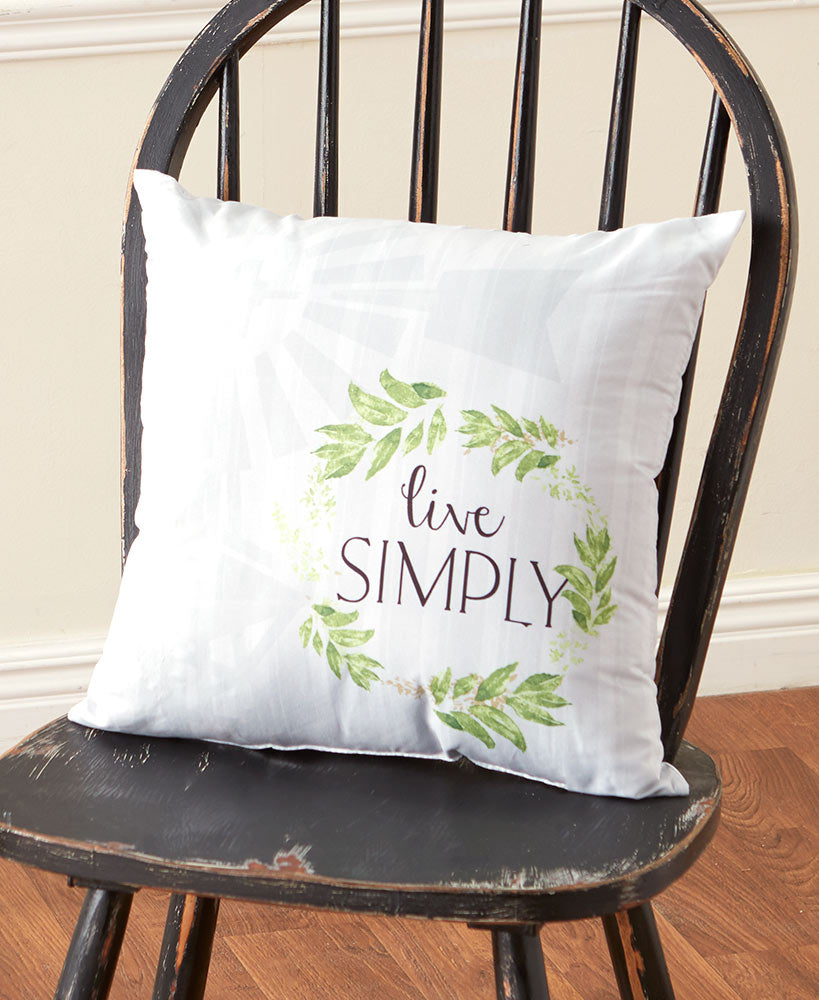 Live Simply Home Collection