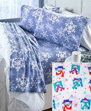 Cozy Fleece Sheet Sets