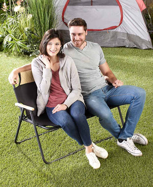 Double Size Outdoor Foldable Chair