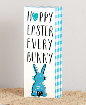 Easter Tabletop Box Signs