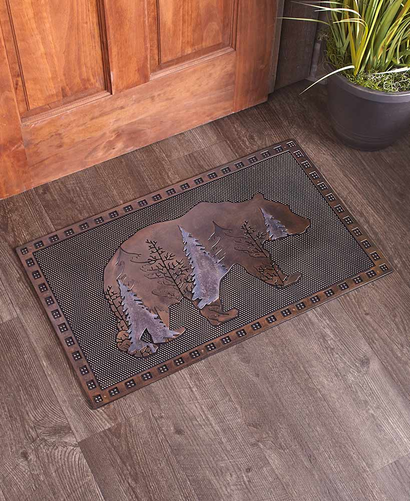 Wildlife Rubber Doormats