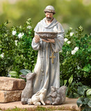 St. Francis or Mary Garden Statues