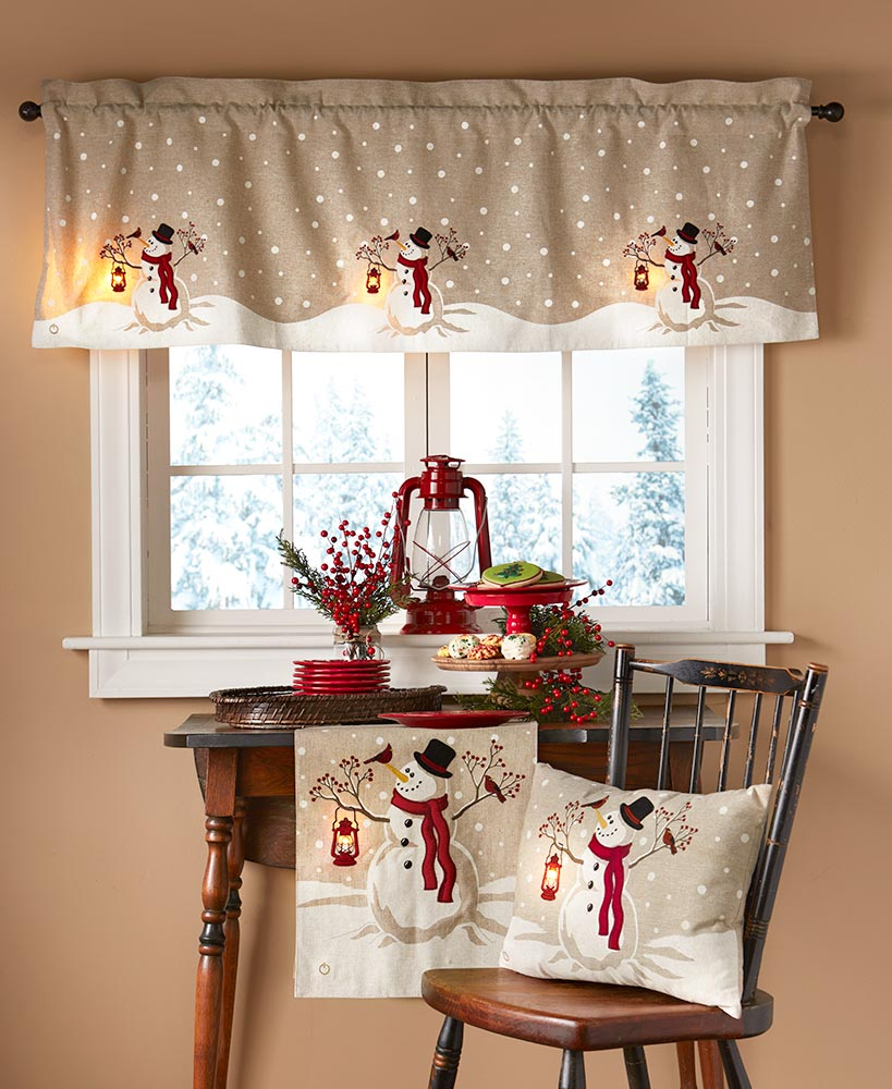 LED Holiday Home Accents